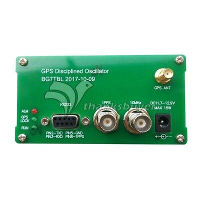 Gpsdo Disciplined Oscillator Clock Gps Tame Glock 16.8mhz Output