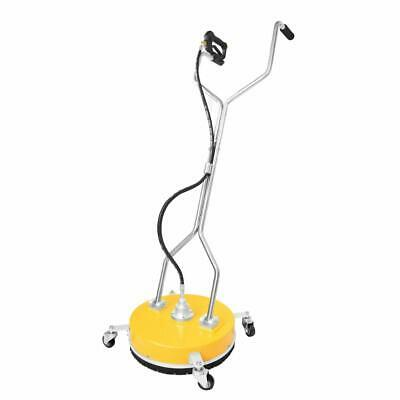 20 Flat Surface Concrete Cleaner Pressure Washer 4000 Psi Whirl Way Be Best