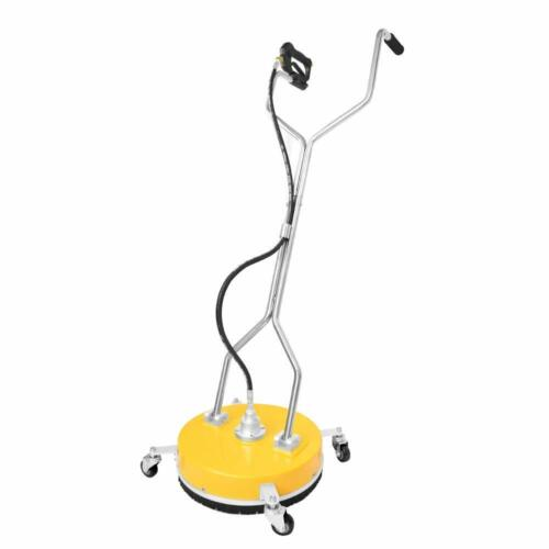 "20"" Flat Surface Concrete Cleaner Pressure Washer 4000 PSI Whirl Way BE Best"