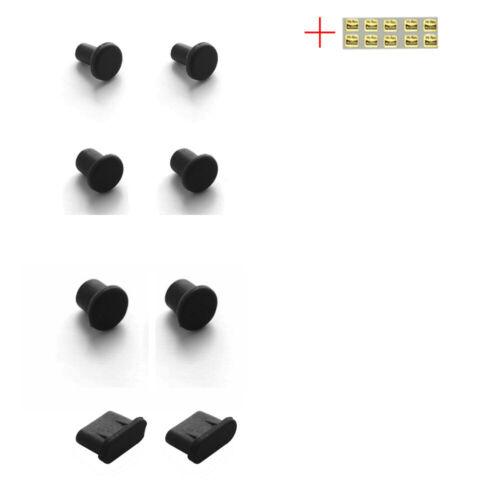 Dust Plug For FiiO M11 / M11 Pro Plus M15 Shanling M6 4.4MM 3.5MM 2.5MM Jack