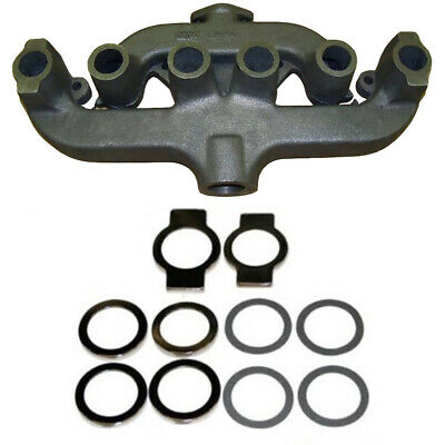 229416 70229416 Exhaust Manifold W Gaskets Fits Allis Chalmers Wc Wd Wd-45 D17