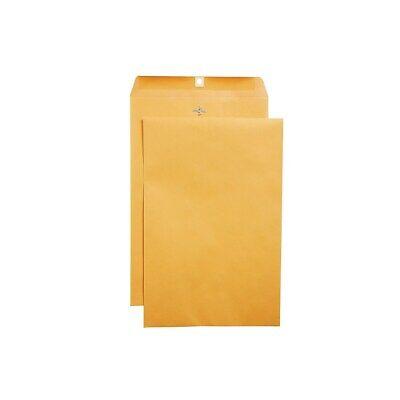 Staples Clasp Envelopes 12