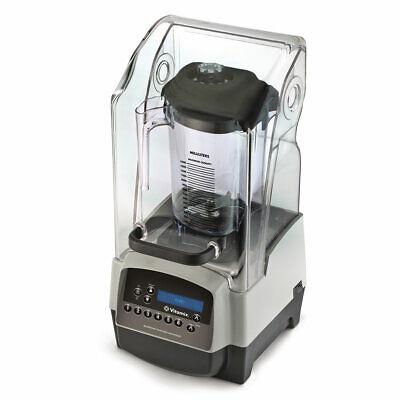 Vitamix Commercial Blending Station Adv Drink Blender Wtritan Container 34 Prog