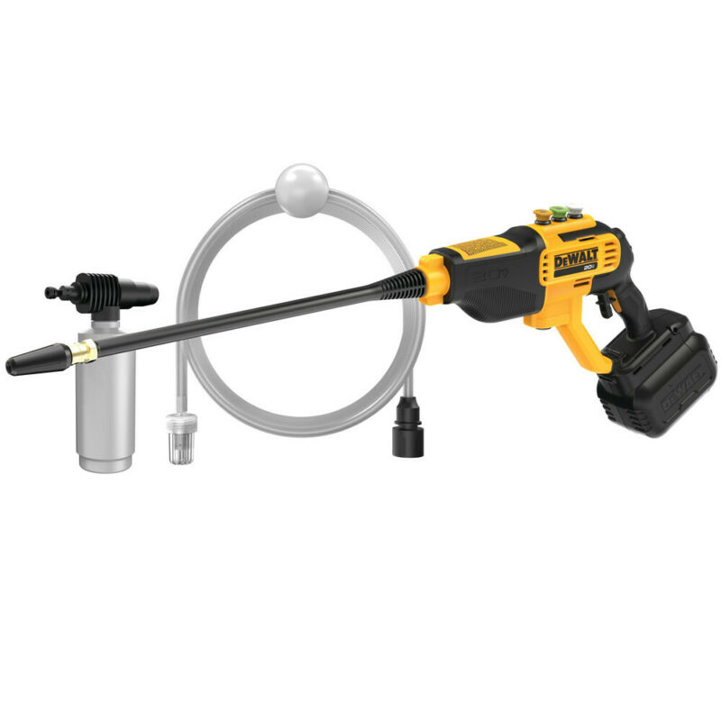 DEWALT DCPW550B 20V MAX 550 PSI Power Cleaner (Tool Only) New