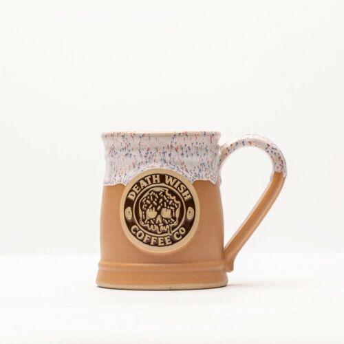 Death Wish Coffee Mugs - Limited Edition - Drippy Trippy Donut Mug [29/3500]