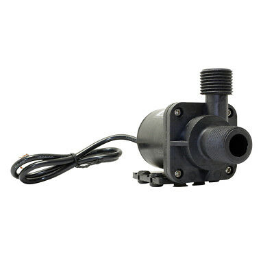 Hot Water Pump 24v Dc Mini Brushless Magnetic With Thread 6m Head Zc-t40-24v