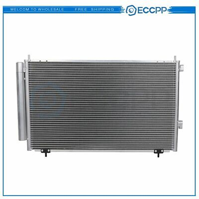 AC Condenser A/C Air Conditioning For Toyota RAV4 2013 2014 -2018 Aluminum 4232