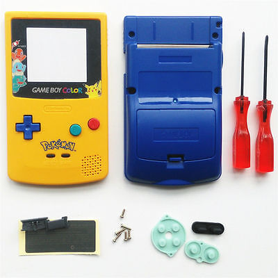 Squirtle Shell (GBC Nintendo Game Boy Color Housing Shell LIMITED EDITION Pokemon Squirtle)