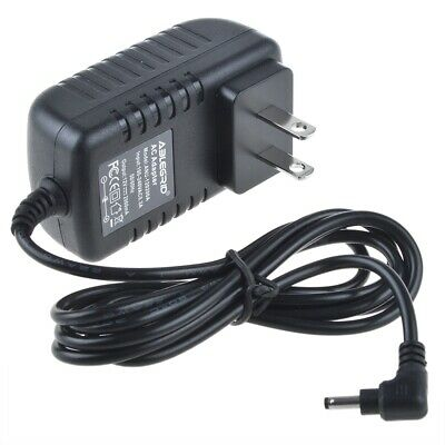 "AC Adapter Power Supply Charger for Sylvania SDVD7015 7"" Por"