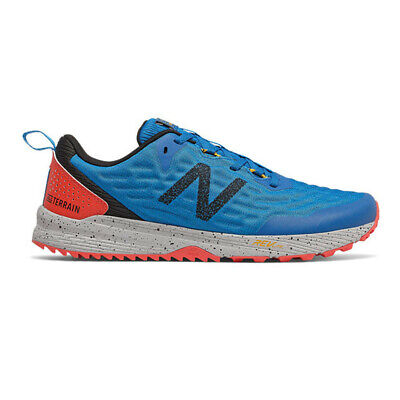 New Balance Mens FuelCore Nitrel v3 Trail Running Shoes Trainers Sneakers - Blue