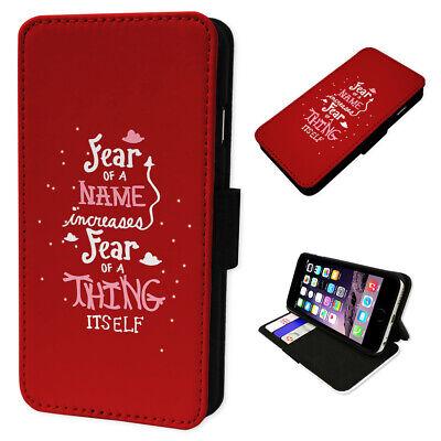 Harry Potter Red Art - Flip Phone Case Wallet Cover Fits Samsung & Iphone Models