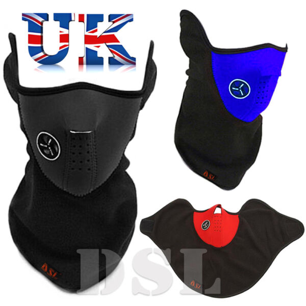 Thermal Snowboard Face Cover