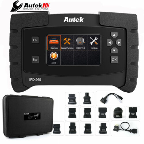 Automotive All Systems Scanner ECU Coding Programming OBDII