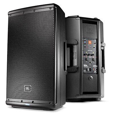Jbl Eon612 12  2 Way Multi Purpose Self Powered Club Dj Event Portable Speaker