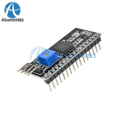 10pcs Iic I2c Twi Spi Serial Interface Board Module Port For Arduino 1602lcd