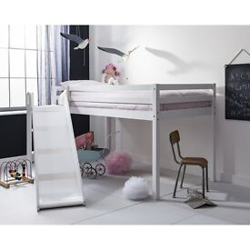 Cabin Bed and Slide