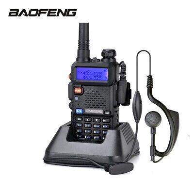 Ham Transevier Walkie Talkie Dual-Dand interphone VHF/UHF VOX two way radio  segunda mano  Embacar hacia Argentina