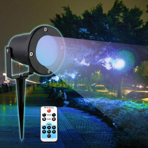 suny led ir gr n lampe blaue laser projektor xmas au enleuchte garten dekoration ebay. Black Bedroom Furniture Sets. Home Design Ideas