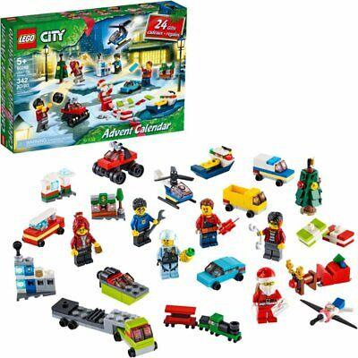 LEGO 6288869 City Town Advent Calendar