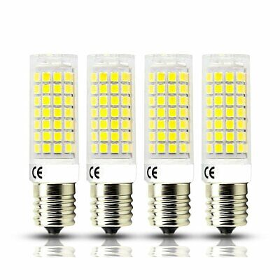 E17 LED Dimmable Intermediate Base Microwave 7W Appliance Light Bulb (4 Pack)