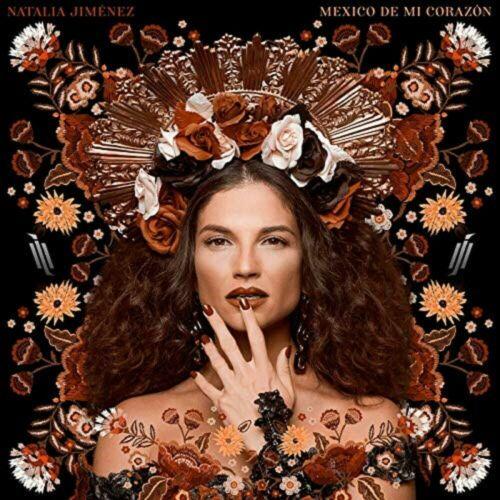Natalia Jimenez CD + DVD Mexico De Mi Corazon USA SELLER NOW SHIPPING!