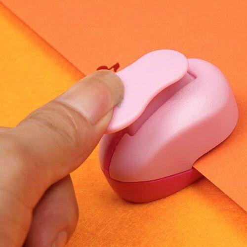 Supplies Handmade DIY Child Gift Mini Hole Punch 1PC Paper Cutter Craft Shape