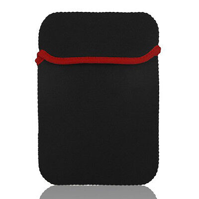 """9.7"""" 10"""" 10.1"""" Neoprene LapTop Sleeve Case Bag Cover For iPad Touchpad Tablet PC"""