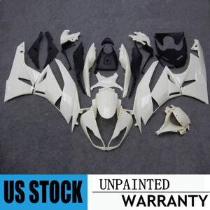 Unpainted Fairing Kit For Kawasaki Ninja 2009-2012 ABS Injection ZX-6R 2010 2011