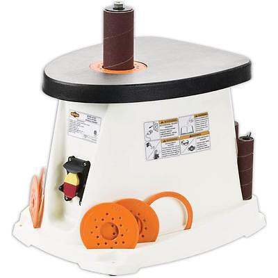 Shop Fox W1831 Bench-top Oscillating Spindle Sander New In Box