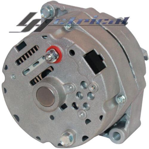 New Alternator For Gm Chevy Hotrod Three 3 Wire 9 O U0026 39 Clock