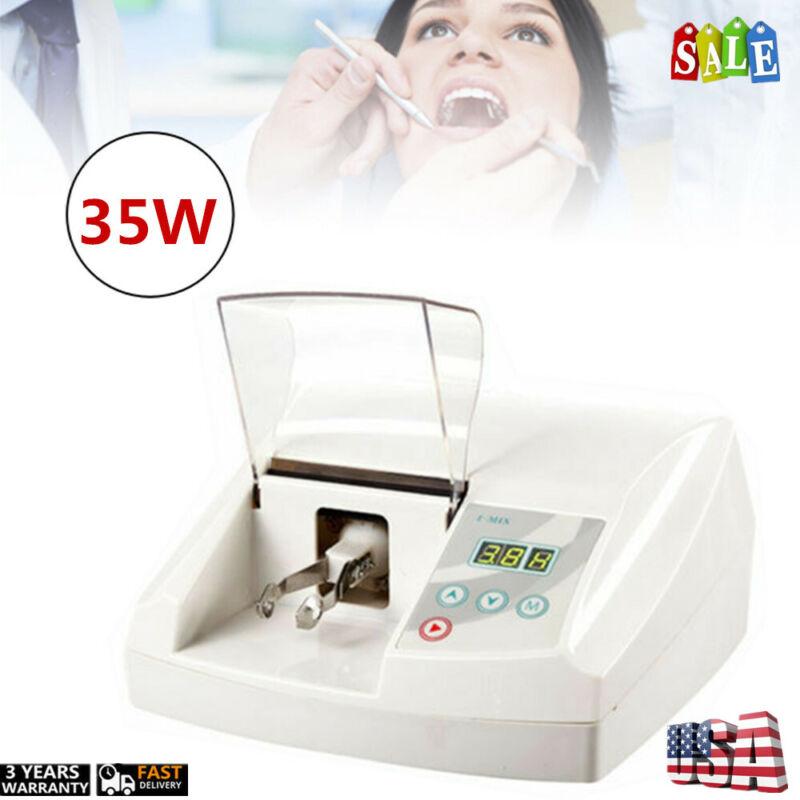 IMIX Digital Controller High Speed Dental Amalgamator Amalgam Capsule Mixer Sale