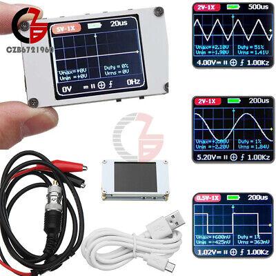 Dso188 Mini Pocket Digital Oscilloscope 1mhz Bandwidth 5mss Sampling Rate New