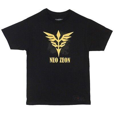 Gundam Wing Neo Zeon Symbol Anime Licensed Adult T Shirt