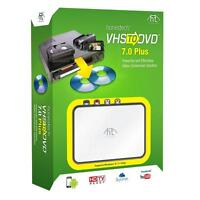 Honestech VHS to DVD 7.0 plus Video Conversion Kit