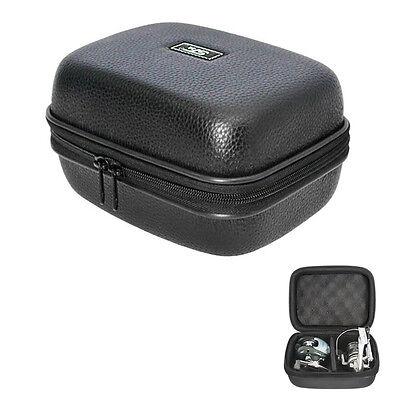 Fishing Reel Sponge Hard Case Pouch Bag / Fly Spinning Casting Tackle OK #2