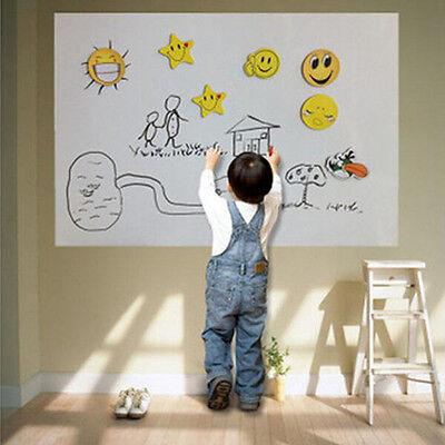 1.52x0.5m Office School Small Medium Large Whiteboard Dry Wipe Drawing Board