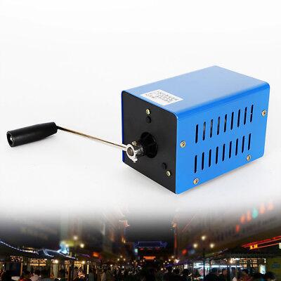 Hand Crank Power Generator - USB Hand Shake Crank Power Generator Emergency Phone Charger Camping Protable US