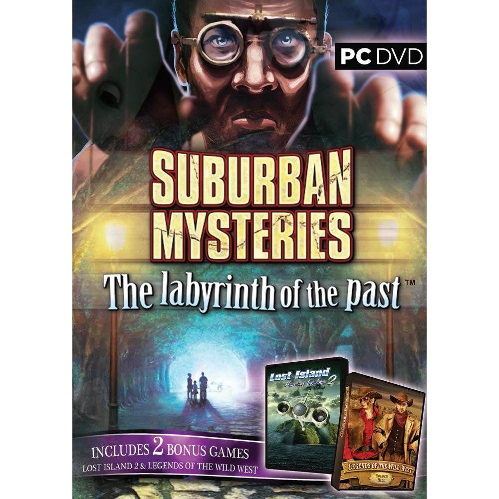 Computer Games - Suburban Mysteries PC Games Windows 10 8 7 XP Computer hidden object seek & find