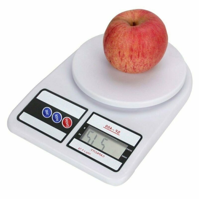 Digital Weigh Kitchen Food Scale Packaging/Shipping Postal Scale LCD Display 22l