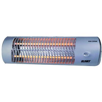 Estufa Un Cuarzo Eléctrica BLINKY Bk-Sq1200 Para Exterior 600X2 Vatios