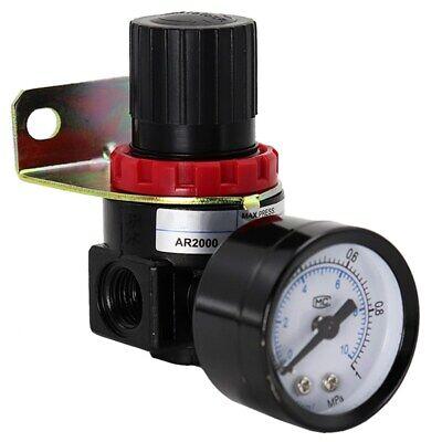 Ar2000 14 Pneumatic Air Compressor Pressure Regulator Reduction Valve Bracket