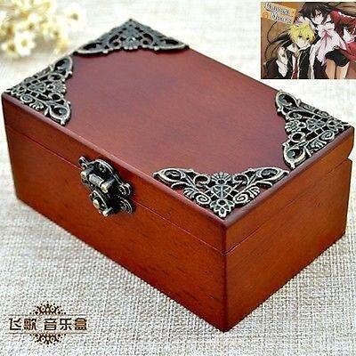 CLASSIC Rectangle jewelry Music Box : PANDORA HEARTS LACIE ()