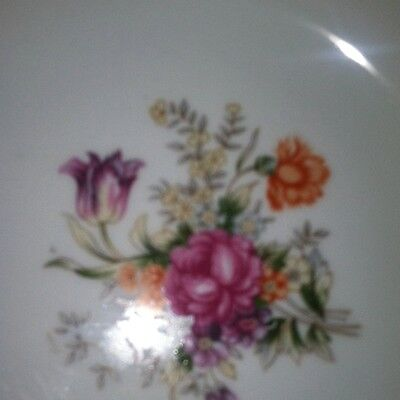 Beautiful Westwood Floral Fine China Bowl Hand Crafted In Japan