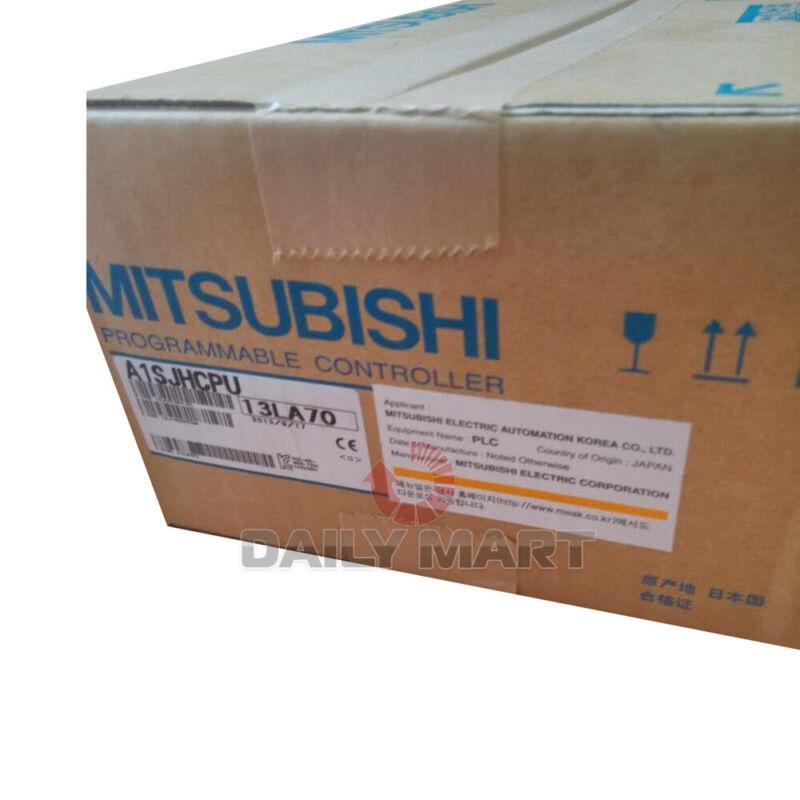 New In Box MITSUBISHI A1SJHCPU PLC Processor/Controller