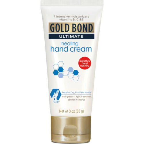 Chatterm 05510 Intensive Healing Hand Cream  3 oz Tube