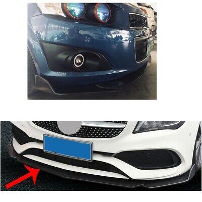 CARBON paint Frontspoiler front splitter für Mercedes Vito flaps diffusor lippe