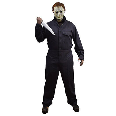 Michael Myers Coveralls Costume Halloween 2018 Adult Trick Or Treat Studios