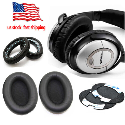 Replacement Earpads Ear Pads Cushions For Bose QuietComfort