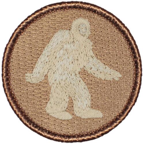 Cool Boy Scout Patrol Patches- Yeti Patrol! (#173A)