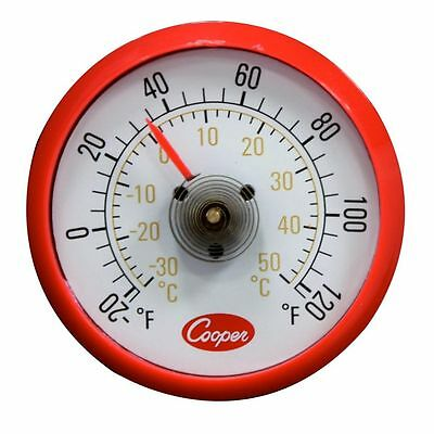 Cooper Atkins Coolerrefrigerator Thermometer Magnetic Back Free Ship Us Only